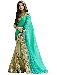 Vsaree Women's Latest Designer Party Wear New Collection Georgette Bollywood Trendy Elegant 2018 Latest Design...