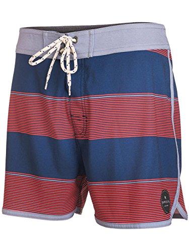 """Herren Boardshorts Rip Curl Varsity Retro 15"""" Boardshorts dark denim"""