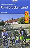 Radwanderkarte BVA Radwandern im Osnabrücker Land 1:60.000, reiß- und wetterfest, GPS-Tracks Download (Radwanderkarte 1:60.000)