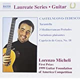 Laureate Series - Lorenzo Micheli (Winner Of Guitar Foundation Of America Competition 1999)