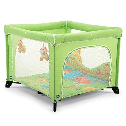 Chicco Open Sea Dreams - Parque de juegos infantil con muñecos, 0-4 años, color verde