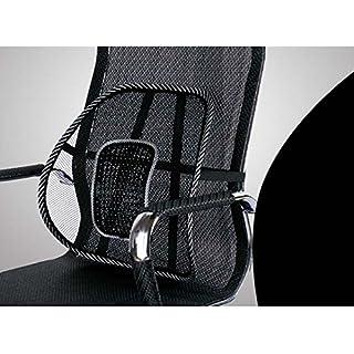 AMOS Chair Rückenstützsitz Sitzt Fest Rechts Mit Elastischem Positionierungsgurt Und Mesh-Lendengrill