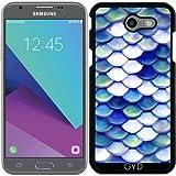 Funda para Samsung Galaxy J3 2017 (SM-J327) - Sirena Sirena Azul by Dakinisa