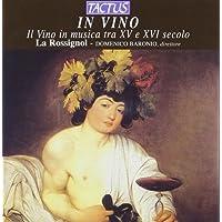 Aa.Vv.: Il Vino in Musica Tra XV