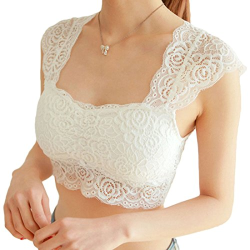 Bare Threads Women's Readymade Blouse (Bt-Bra-0009, White, Free Size)