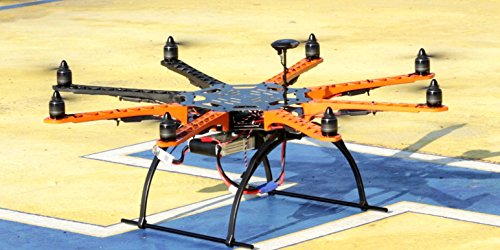 AIRK FireClouds FullFrame Kit - Drones DIY (FC8 - Octocopter) - 5
