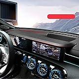 HDCF per Classe A W177 V177 A180 A200 2019+ Accessori auto Navigazione strumenti Schermo Schermo Ombreggiatura Parasole