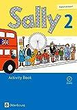 Sally - Englisch ab Klasse 1 - Ausgabe für alle Bundesländer außer Nordrhein-Westfalen (Neubearbeitung): 2. Schuljahr - Activity Book: Mit Audio-CD und Kartonbeilagen