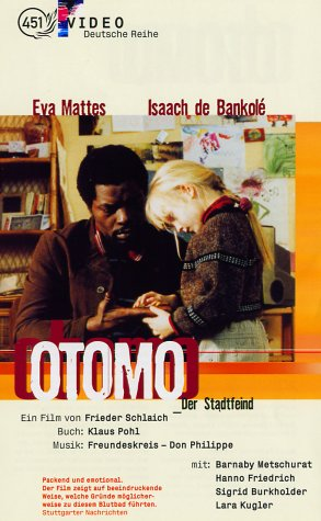 Otomo - Der Stadtfeind [VHS]
