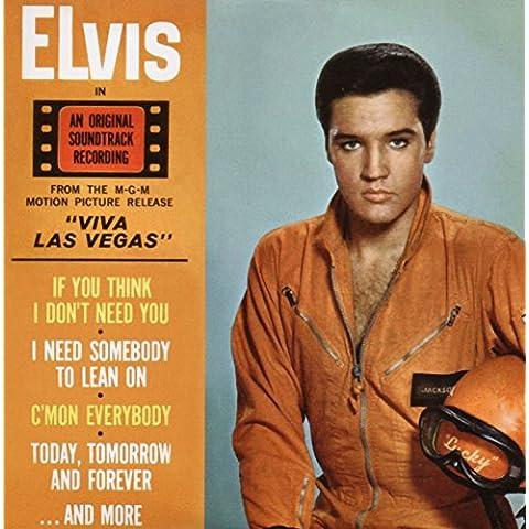 Viva Las Vegas - Mini Lp - 12-track CARD SLEEVECD