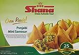 Shana Punjabi Peas and Potato Samosa, 500 g (Frozen)