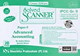 Solved Scanner CA IPCC Group- II Paper-5 Advanced Accounting