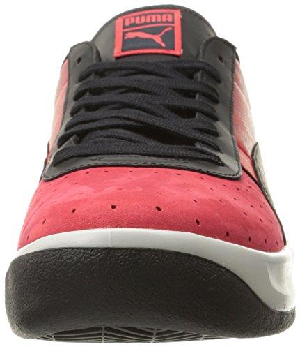 Puma Gv speciale geometrica moda Sneaker High Risk Red/Black