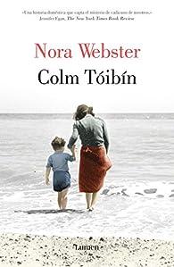 Nora Webster par Colm Tóibín