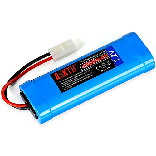 BAKTH 7.2V 4000mAh NiMH RC Akku Racing-Pack