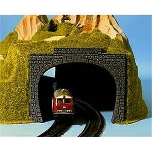 NOCH - Túnel para modelismo ferroviario N - 1:160 Escala 1:148 (34410)