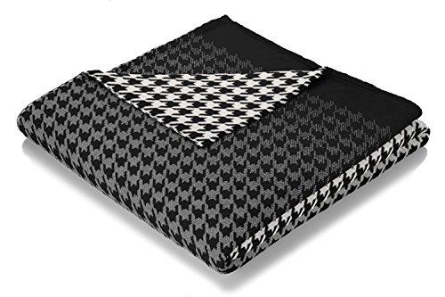 biederlack Metropolitan Decke/Überwurf, Baumwoll-Mischgewebe, Rytme, 150x 200cm -