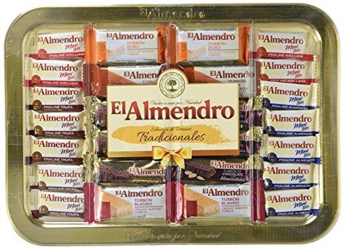 El Almendro - Bandeja Selección Turrones, 400 g