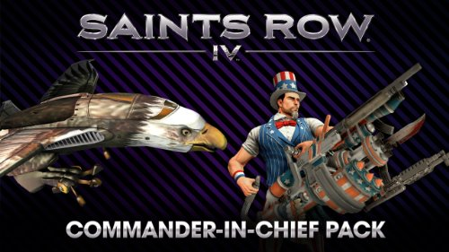 Saints Row 4 Commander in Chief Pack