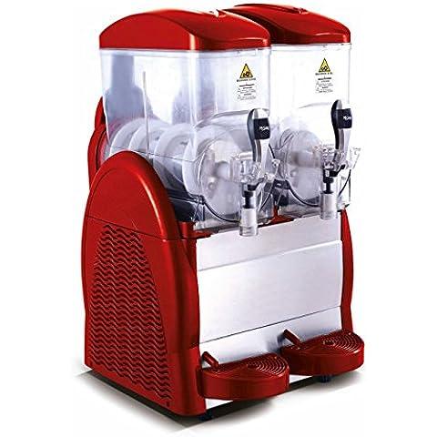 Máquina de granizados 2 x 12, el modelo NOYA2 SARO -