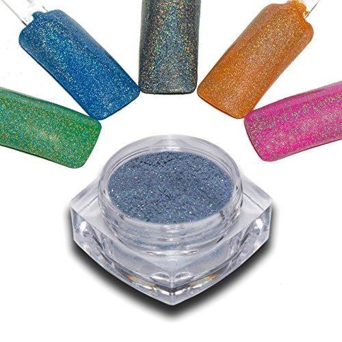 Poudre de paillettes Hologramme Extra Fine paillettes brillant Nail Art Design RM Beautynails
