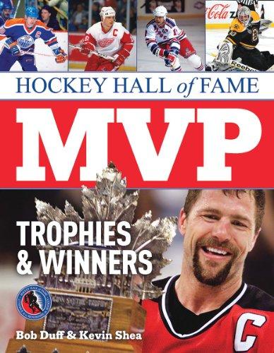 Hockey Hall of Fame MVP Trophies & Winners por Bob Duff