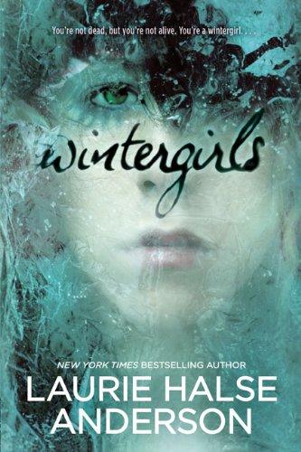 Buchseite und Rezensionen zu 'Wintergirls' von Laurie Halse Anderson