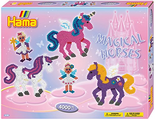 Hama Magical Horses