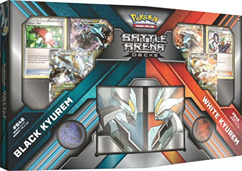 Pokemon pok80284 schwarz VS weiß Kyurem Schlacht Arena Decks Trading Card Game (Pokemon White Kyurem Ex)