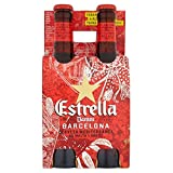 Estrella Damm 4 x 330ml