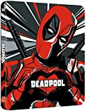 Deadpool Steelbook Uk 4K Uhd +2D Exclusive Limited Edition Blu-ray Steelbook Blu-ray Region Free Sold out