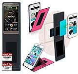 reboon Hülle für Allview P9 Energy Lite 2017 Tasche Cover Case Bumper | Pink | Testsieger