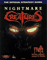 Nightmare Creatures - The Official Strategy Guide de Mel Odom