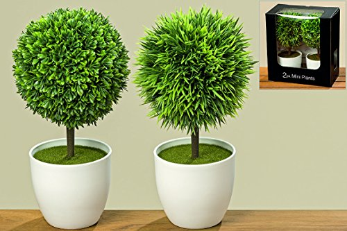 Kunstpflanze Ideal zur Dekoration von Wohn- und Geschäftsräumen