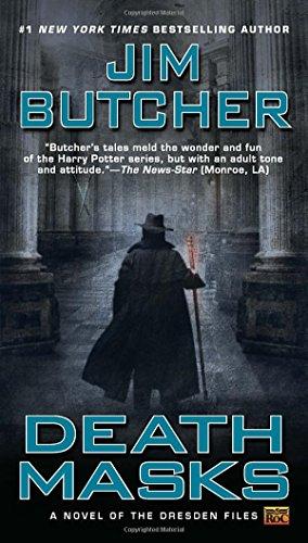 Death Masks (Dresden Files (ROC Paperback))