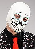 Día adulto de los muertos Catrin Sugar Skull Mask