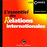 L'essentiel des relations internationales