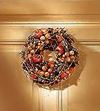 Deko-Kranz Früchte und Beeren