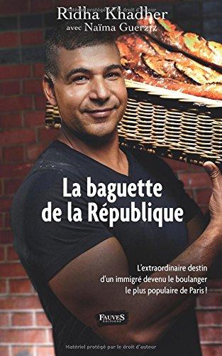 La baguette de la République par Naïma Guerziz