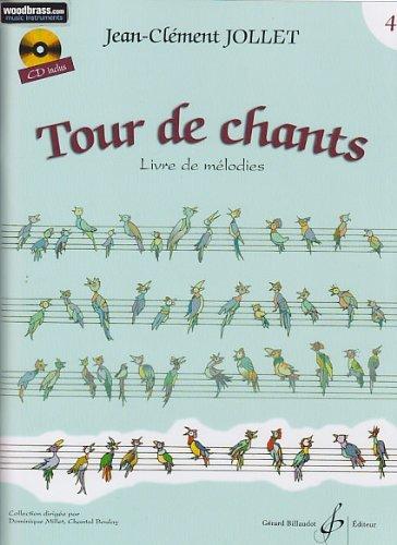 Tour de Chants Volume 4 par Divers Auteurs
