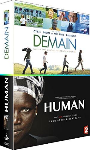 COFFRET : DEMAIN + HUMAN [Édition Limitée] [Édition Limitée]