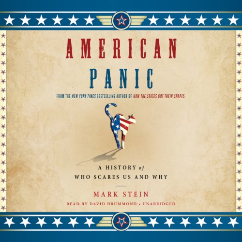 American Panic  Audiolibri