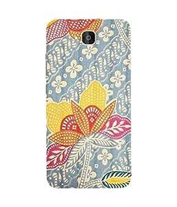 Yellow Bloom Huawei Honour 6 Plus Case