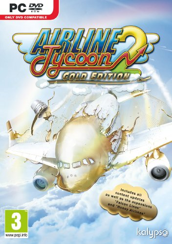 Airline Tycoon 2 Gold Edition (PC DVD) [UK IMPORT]
