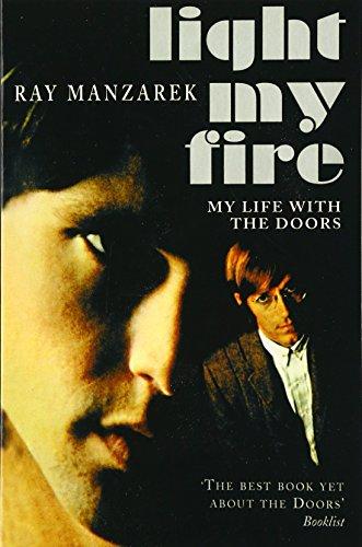 Light My Fire - My Life With The Doors por Ray Manzarek