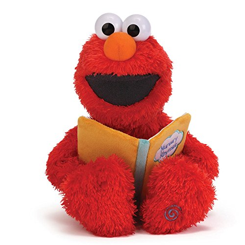 Gund Nursery Rhyme Elmo Sound Toy