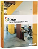 Office Small Business Edition 2003 (Excel, Outlook, Word,...