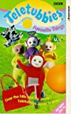 Picture Of Teletubbies: Favourite Things [VHS] [1997]