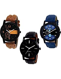 SkyLona SL01-SL02-SL05 Stylish & Attractive Analog Watch For Men