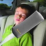 Valuetom Kids Cuscino di Supporto Per Sedile Auto o Sedile Booster,Tenerti Comodo e Sicuro Durante la Lunga Percorrenza in Posti di Veicoli Come Automobili Treni e Aerei
